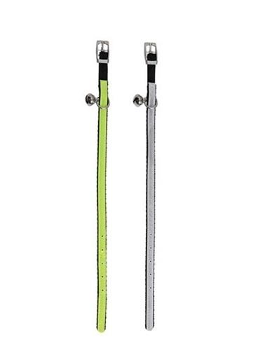 EASTLAND Eastlanboyun Tasma Fosforlu Çıngıraklı 10 Mm*30 Cm Renkli